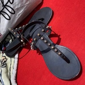 Shoes - Bling Sandals
